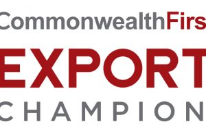 Commonwealth First Export Champion