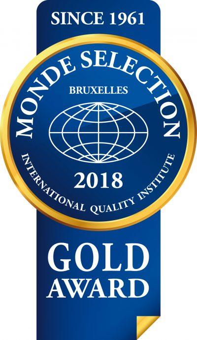 Monde Gold Award