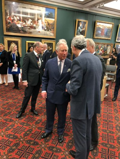 Prince Charles - Commonwealth Business Forum